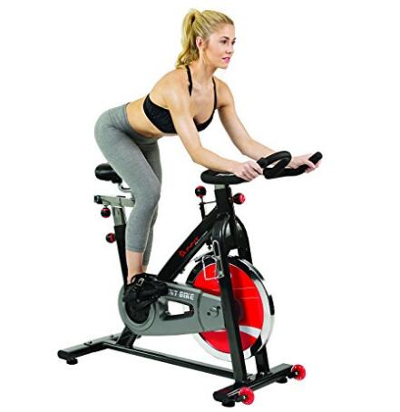 Sunny Health & Fitness Indoor Cycler Trainer