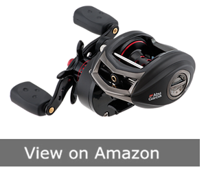 Abu Garcia Low Profile Bait Cast Reel
