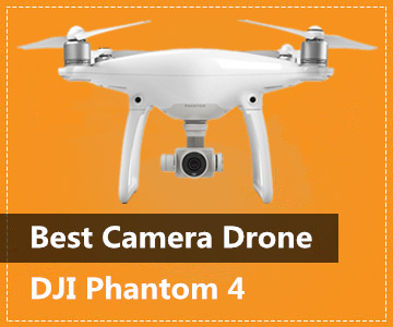 Best Professional Drone with Camera - DJI Phantom 4