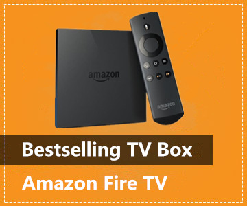 Bestselling TV Box in 2017