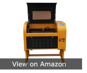TEN-HIGH Upgraded Version Engraving Machine
