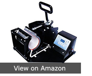 Zinnor Heat Press Machine