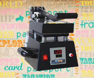 HFS R Digital Heat Press