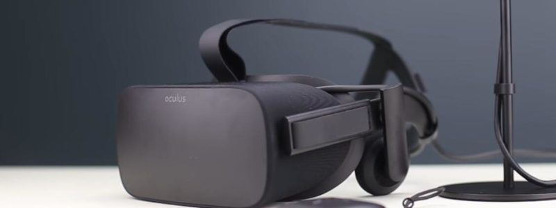 OCULUS RIFT VR DISPLAY HEADSET REVIEW