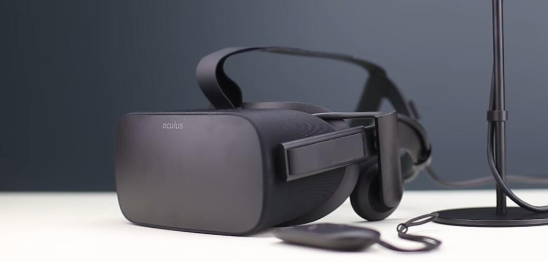 OCULUS RIFT displayer
