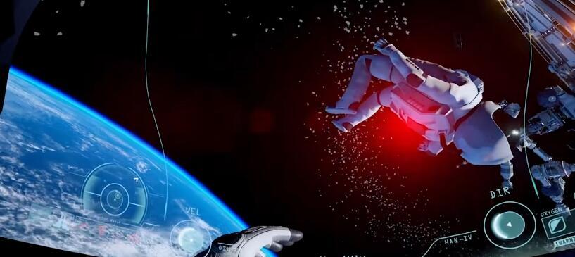 OCULUS RIFT space game