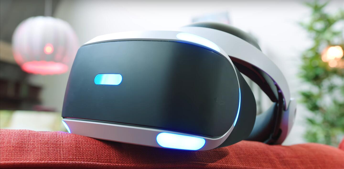 PLAYSTATION VR DISPLAY HEADSET