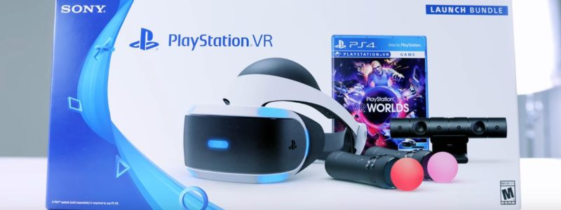 PLAYSTATION VR DISPLAY HEADSET REVIEW