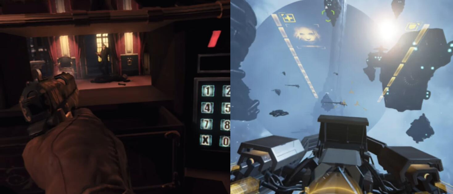 PLAYSTATION VR gaming 2