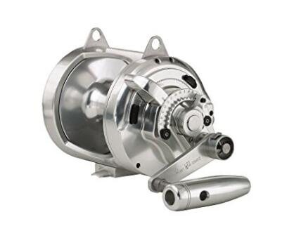 Accurate Platinum TwinDrag ATD 130 Reel