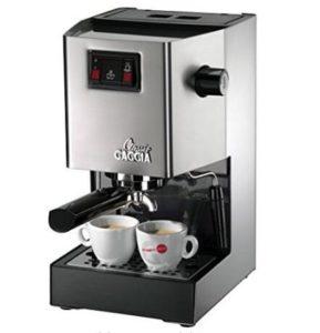 Gaggia Classic Espresso, Latte and Cappuccino Maker