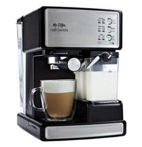 Mr. Coffee ECMP1000 Espresso and Cappuccino Machine