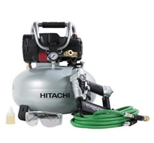 Hitachi KNT50AB Finish Combo Kit Compressor