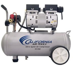 California Air Tools Steel Tank Air Compressor
