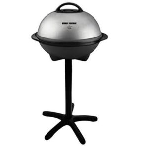 George Foreman GGR50B 15-Serving Indoor&Outdoor Electric Grill