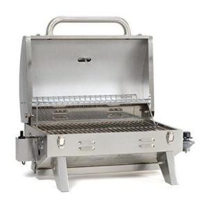 Smoke Hollow 205 Stainless Steel Propane Gas Grill