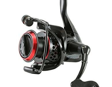 Three Spinning Reels for Small Size Fish