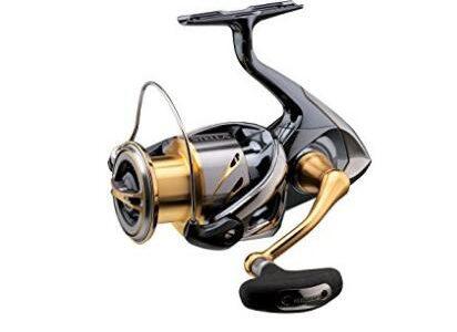 Three Spinning Reels for Medium Size Fish