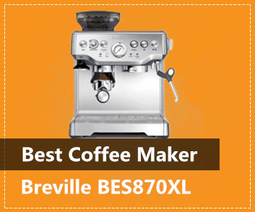 best coffee maker Breville