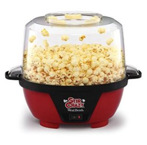 West Bend 82505 Stir Crazy Popcorn maker