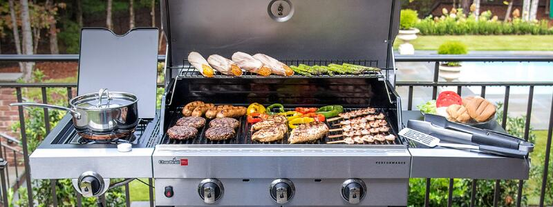 Best BBQ Grills Review & Buyers' Guide 2018