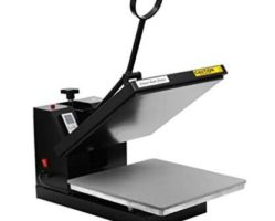 PowerPress – Best Heat Press Machine for Small Batch Production
