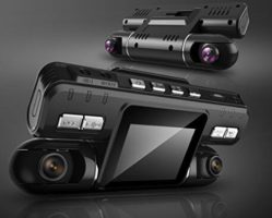 PRUVEEO MX2 Car Dash Cam – Most Affordable DVR Camera in The List