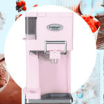 ice cream maker banner